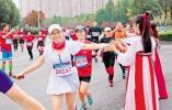 跑起来更精彩 浙江各地举行不同主题的马拉松比赛