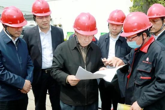 国务院督导组督导调研泰兴市安全生产工作