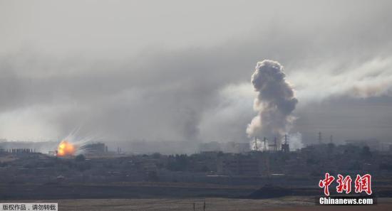 忧极端组织死灰复燃 法德吁土耳其停止对叙军事行动