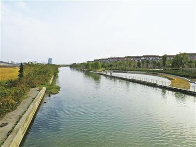 官山河:美丽河湖创建 综合治理带来多元效益