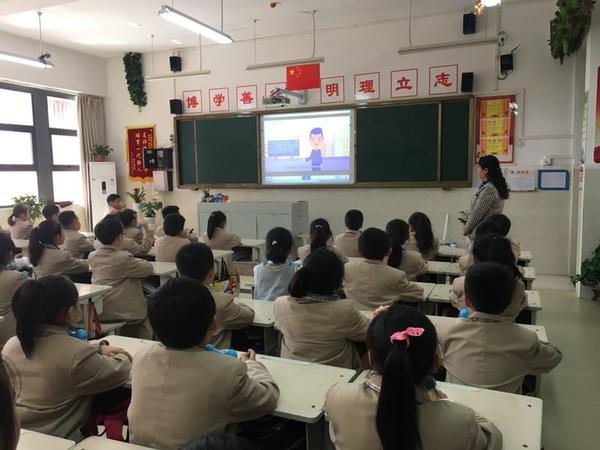 """郑州校园开展""""4.15""""全民国家安全教育活动"""