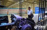 全省新旧动能转换项目推进会|渤海活塞智能制造:年产260万!新一代国六排放发动机标配