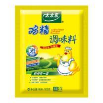 【京东超市】太太乐 三鲜鸡精调味料 500g