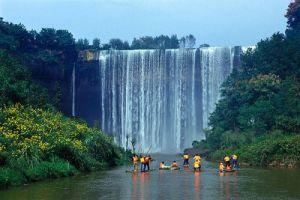 庙峡神谷旅游区