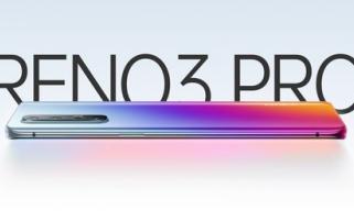 OPPO Reno3 Pro轻快上线 最纤薄的5G手机即将发布!