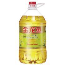 【金龙鱼旗舰店】金龙鱼 AE纯香维生素A营养强化 菜籽油 5L食用油 新老包装随机发