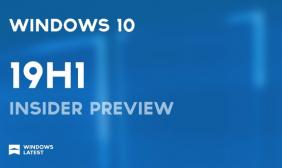 Windows 10 19H1新版18262发布:可看DPI感知级别及卸载更多预装