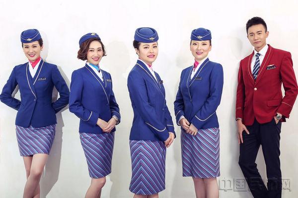 南航贵州分公司空姐制服变化史