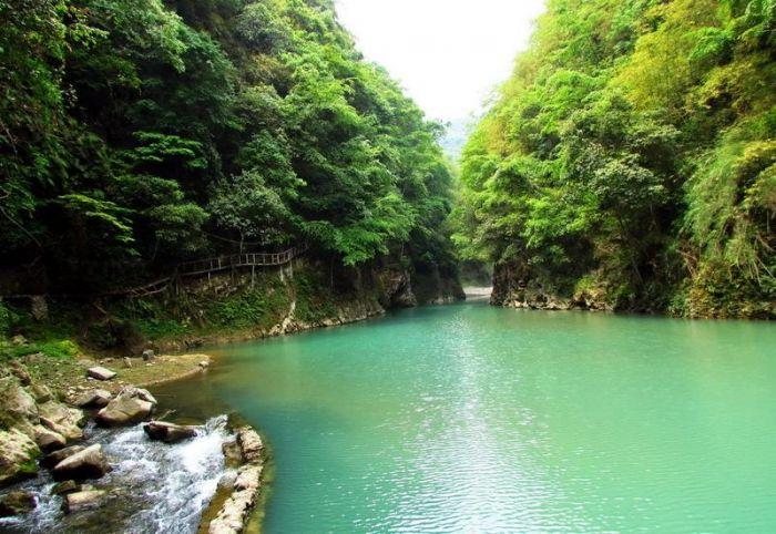 贵州麻阳河国家级自然保护区