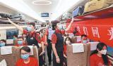 武汉恢复进京高铁