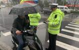 行人减速慢行 嘉兴交警公布市区13条事故多发段