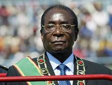 津巴布韦总统穆加贝