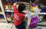 恶心!温州一超市 多袋知名品牌大米生虫,爬来爬去…