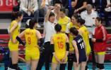 姑娘们太给力!中国队3:0战胜日本队