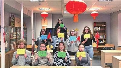 """战""""疫""""路上中国不孤独——来自拉脱维亚大学孔子学院师生的心声"""