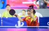 首届中日少儿乒乓球对抗赛在温落幕