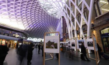 Photo exhibition in London to mark 40 years of China's reform, opening-up