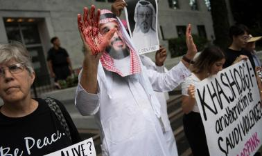 Opinion: Khashoggi may bring peace to the Middle East
