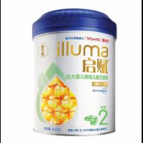 惠氏启赋 较大婴儿和幼儿配方奶粉 2段(适用6-18个月) 900克