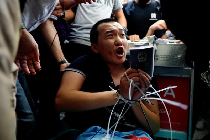 央视:不惮以最坏的恶意揣测香港暴徒