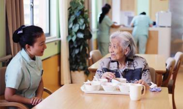 Home care or nursing home care?