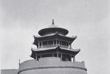 凉州城墙辽楼