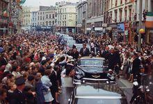 1963年访问爱尔兰