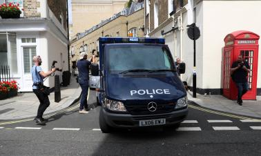 London car attack suspect appears in court accused of attempted murder