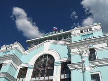 鄂木斯克火车站