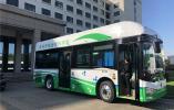 零碳环保!浙江首条氢燃料电池公交线在嘉善运行